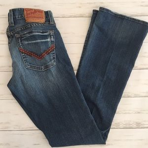 Lucky Brand Sweet Dream Button Fly Jeans Size 2